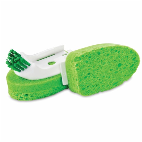Libman® Glass and Dish Wand Refill - Green Perspective: back