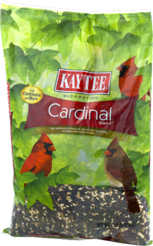 Kaytee Products Cardinal Wild Bird Food Perspective: back