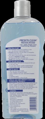 Lambert Kay Fresh 'n Clean 2-In-1 Baby Powder Shampoo Perspective: back