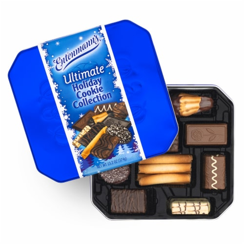 Entenmann's Ultimate Holiday Cookie Collection Perspective: back