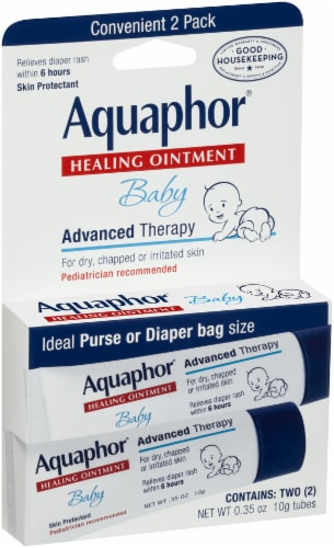 Aquaphor Healing Ointment Baby Advanced Therapy Perspective: back