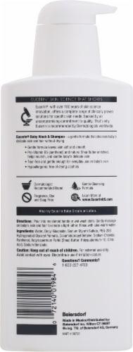 Eucerin Baby Wash & Shampoo Perspective: back