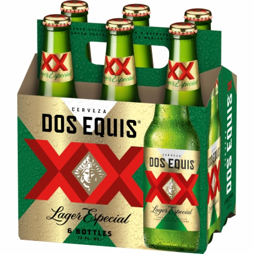 Dos Equis XX Especial Lager Perspective: back