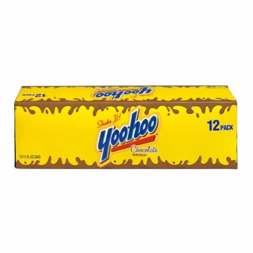 Yoo-hoo Chocolate Drink Perspective: back