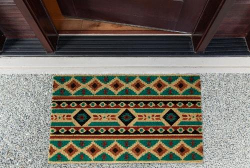 DII Southwest Doormat Perspective: back