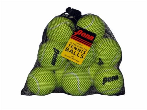 Penn Pressureless Tennis Balls & Mesh Bags - Yellow Perspective: back