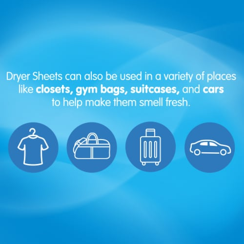 Snuggle Plus SuperFresh Original Fabric Conditioner Dryer Sheets Perspective: back