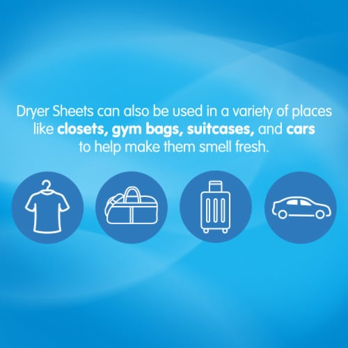 Snuggle Plus SuperFresh Spring Burst Fabric Conditioner Dryer Sheets Perspective: back