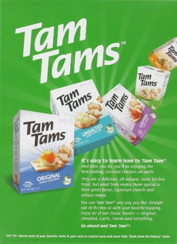 Manischewitz Onion Tam Tam Perspective: back