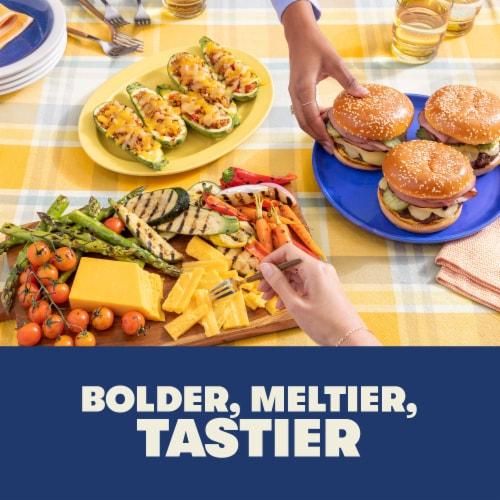 Tillamook Medium Cheddar Cheese Perspective: back