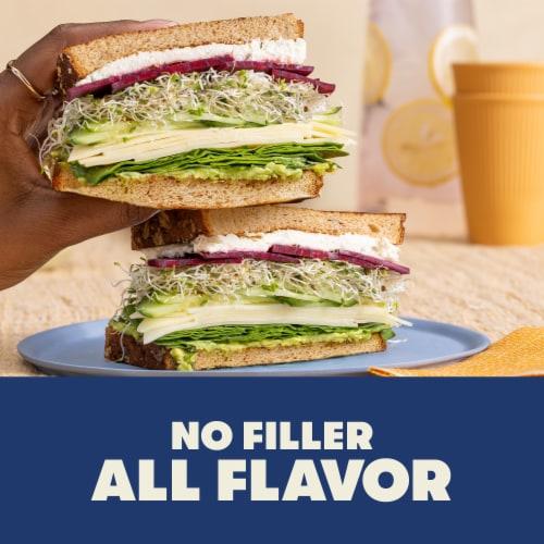 Tillamook® Original Farmstyle Cream Cheese Spread Perspective: back