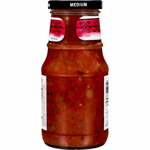 Herdez Medium Roasted Salsa Roja Perspective: back