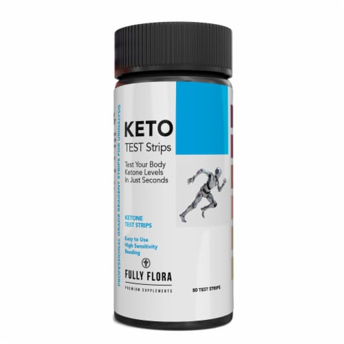 Fully Flora Keto Strips and Keto BHB and MCT Oil Combo Pack Perspective: back