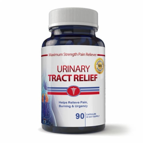 Urinary Tract Relief and Pomegranate Extract Combo Pack Perspective: back