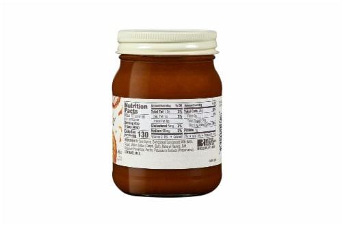 Mrs. Richardson's Caramel Dessert Sauce Perspective: back