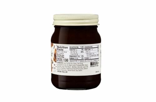 Mrs. Richardson's Dark Chocolate Dessert Sauce Perspective: back