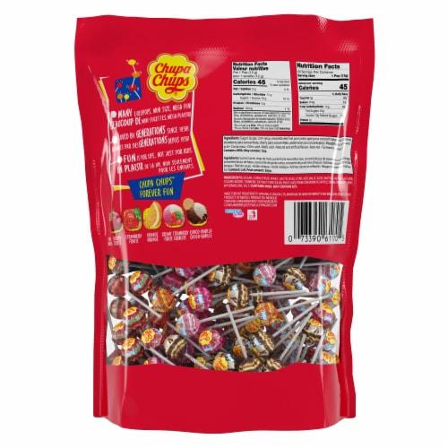 Chupa Chups Assorted Mini Lollipops Perspective: back