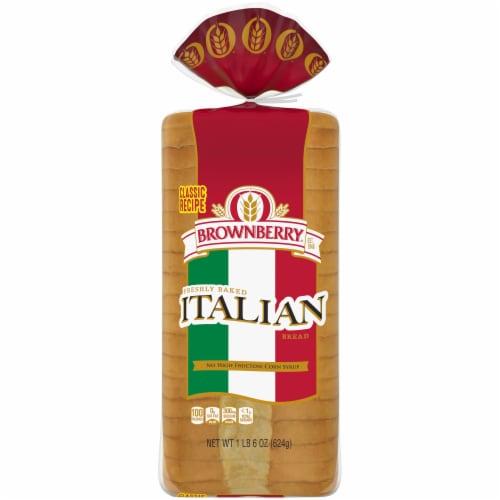 Brownberry® Premium Italian Bread Perspective: back