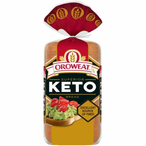 Oroweat® Keto Bread Perspective: back