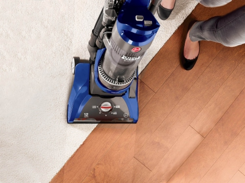 Hoover® WindTunnel™ 2 Whole House Rewind Upright Vacuum Perspective: back