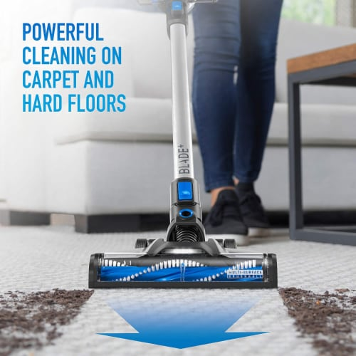 Hoover® Onepwr Blade Cordless Stick Vacuum Perspective: back
