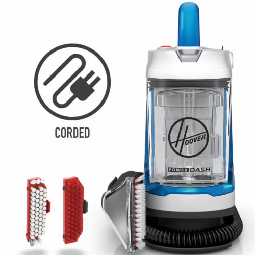Hoover® Powerdash Corded Portable Carpet Cleaner Perspective: back