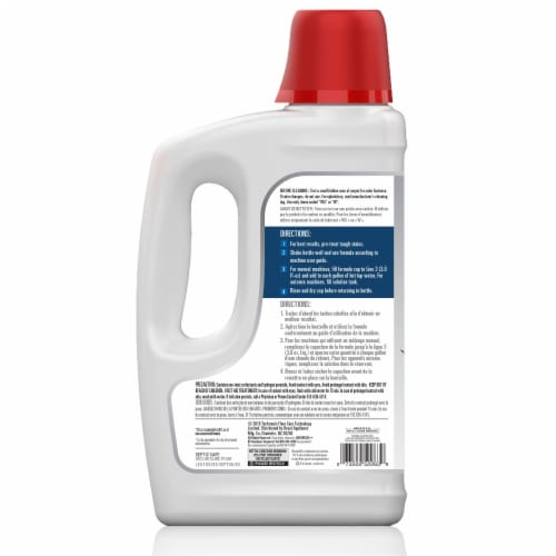 Hoover® Oxy Carpet Cleaning Formula Perspective: back
