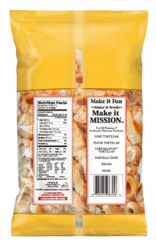 Mission Chicharrones Pork Rinds Perspective: back