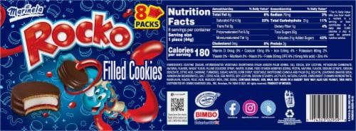 Marinela Rocko Cookies Perspective: back