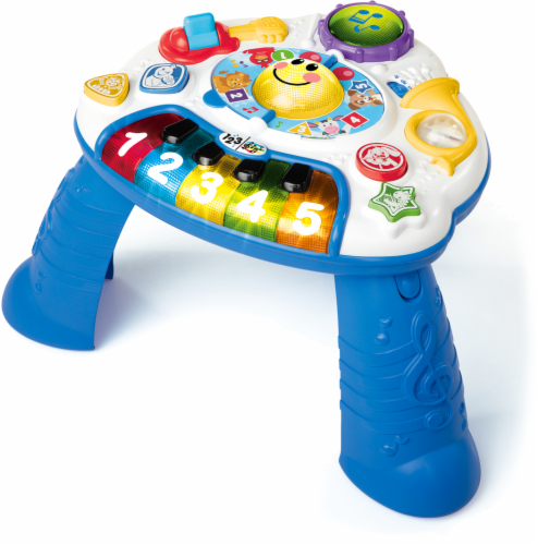 Baby Einstein Discovering Music Activity Table Infant/Toddler Toy Perspective: back