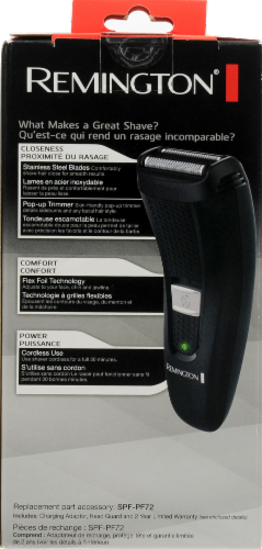 Remington Comfort Series Flex Foil F2 Foil Shaver Perspective: back