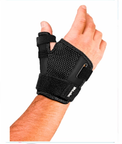 Mueller's Reversible Thumb Stabilizer Perspective: back