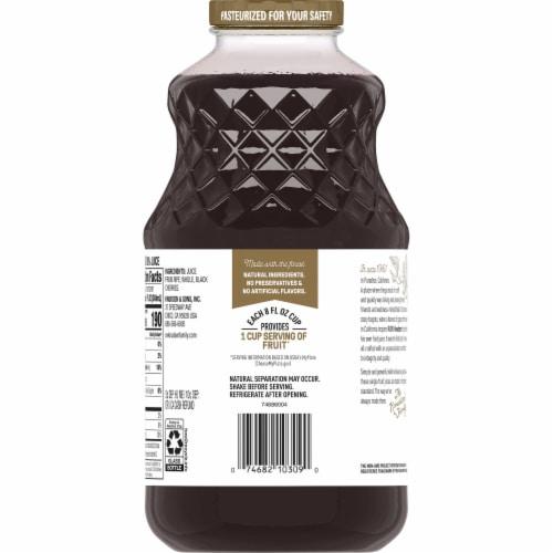 R.W. Knudsen Just Black Cherry Juice Perspective: back