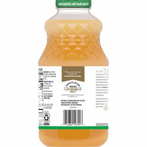 R.W. Knudsen Organic Pear Juice Perspective: back