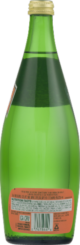Perrier Pamplemousse Sparkling Water Perspective: back
