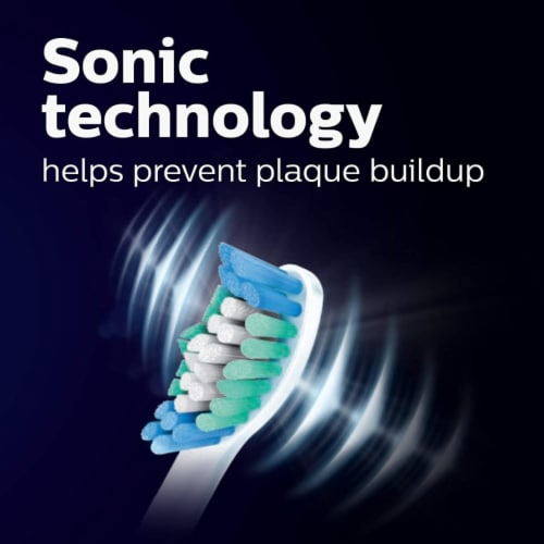 Philips Sonicare Essence + 1 Series Sonic Toothbrush Perspective: back