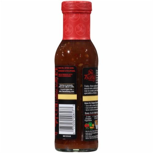 House of Tsang® Saigon Sizzle Stir-Fry Sauce Perspective: back