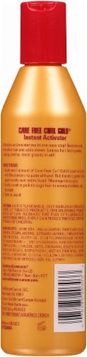 SoftSheen-Carson Care Free Curl Gold Instant Activator Perspective: back