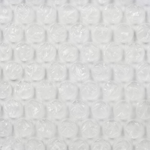 Duck® Bubble Wrap® Cushioning - Clear Perspective: back