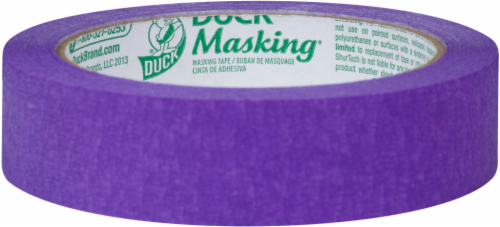 Duck Masking® Tape - Purple Perspective: back