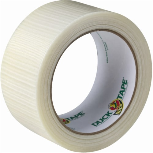 Duck® Duct Tape - Clear Perspective: back