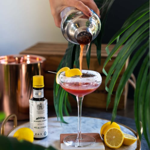 Angostura Aromatic Bitters Perspective: back