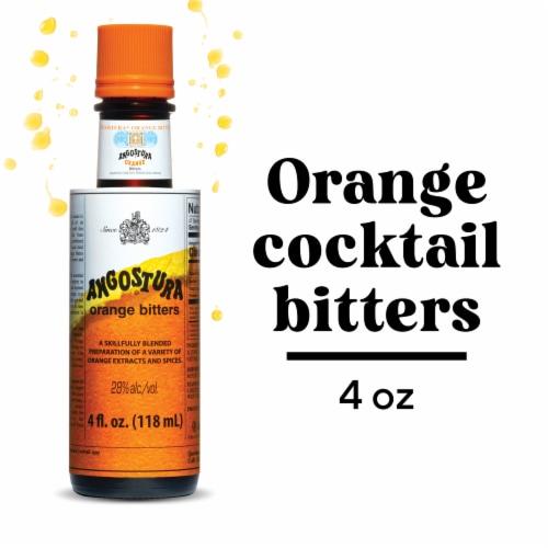 Angostura Orange Bitters Perspective: back