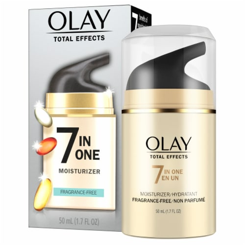 Olay Total Effects 7-In-1 Fragrance-Free Anti-Aging Face Moisturizer Perspective: back