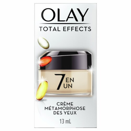 Olay Total Effects 7 In One Anti-Aging Eye Transforming Cream Perspective: back