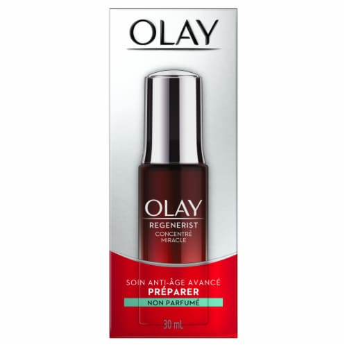 Olay Regenerist Miracle Boost Concentrate Perspective: back