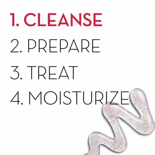 Olay Regenerist Detoxifying Pore Scrub Face Cleanser Perspective: back