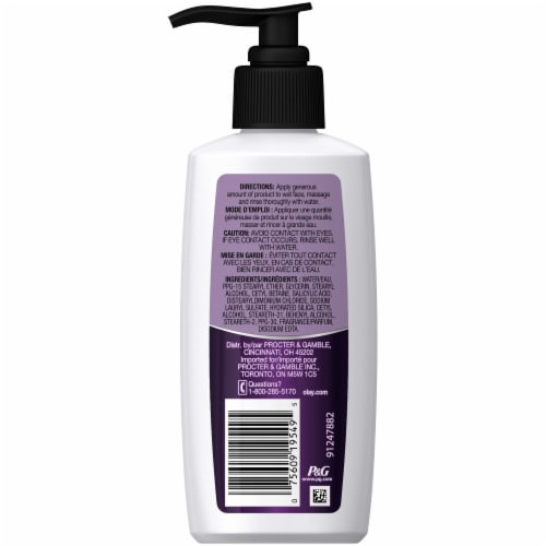 Olay Age Defying Classic Facial Cleanser Perspective: back