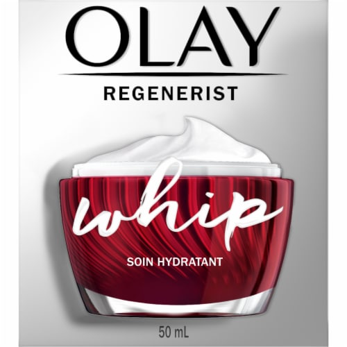 Olay Regenerist Whip Active Face Moisturizer Perspective: back