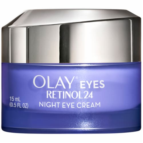 Olay Regenerist Retinol 24 Night Eye Cream Perspective: back